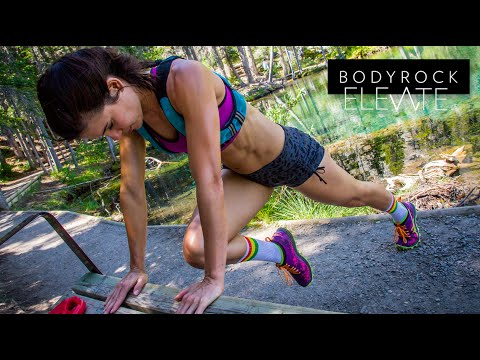 BodyRock Elevate – Day 4 – Full Body