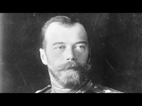 Запись голоса Николая II