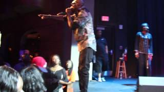 2face at the United Sounds of Africa concert, Washington, dc