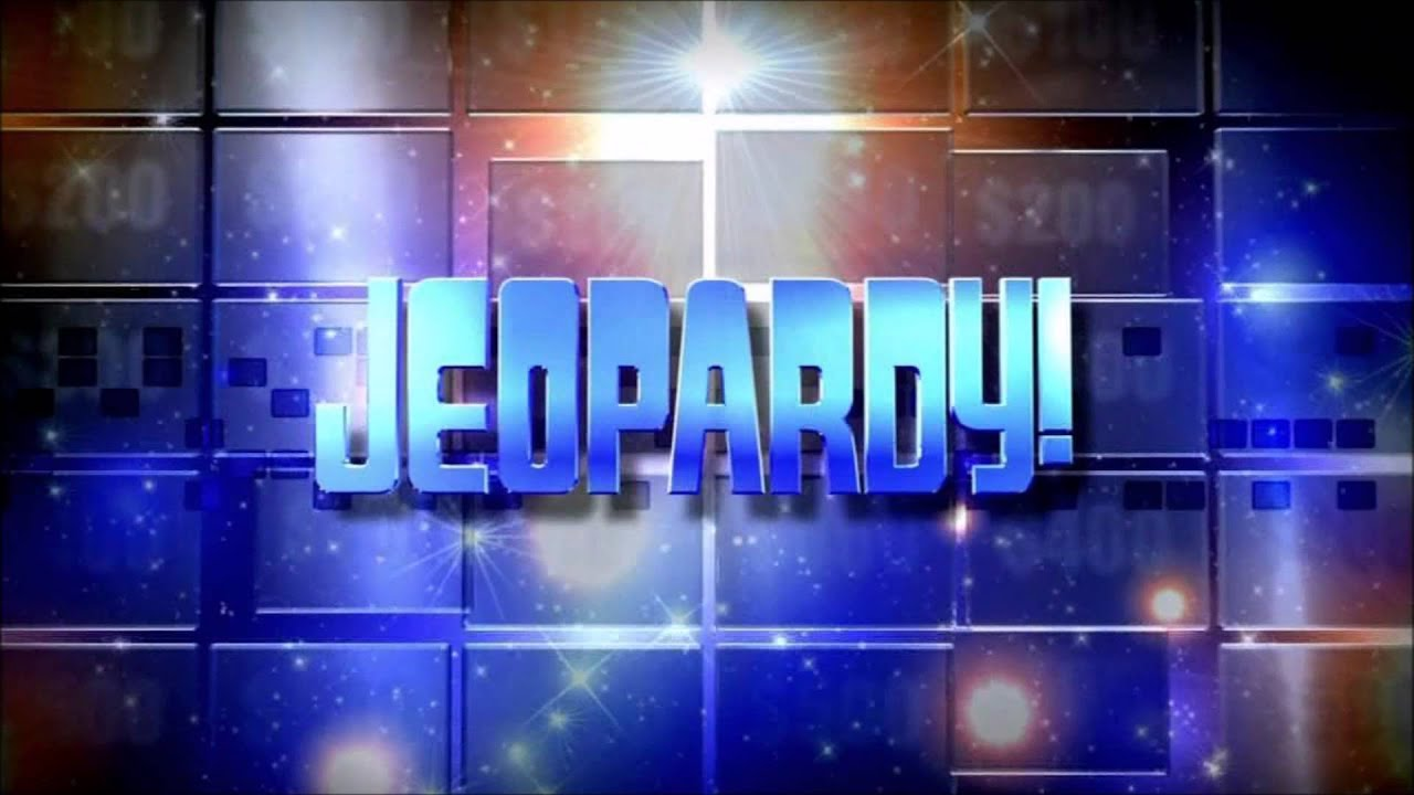 Jeopardy! Theme (2001 version)