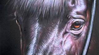 Cursed Chimera - Arabic Stallion