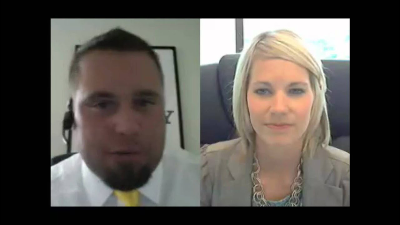 Financial Planner Interview with Sheena Hanson - YouTube