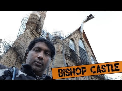 WORLD RIDE 2017 || EP  101 || BISHOP CASTLE, USA