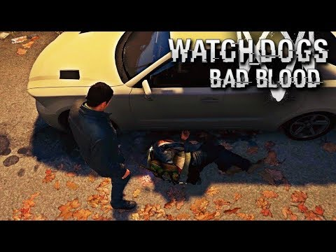Watch Dogs: Bad Blood  Mission #7  Connections DLC