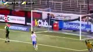 IFK Norrköping   BK Häcken 4 2 Omgång 6 Allsvenskan Alla Mål