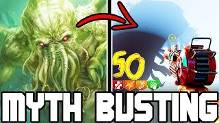 FLYING & INTERACTING with ROUND 50 MONSTER EE!! // BLACK OPS 4 ZOMBIES // MYTH BUSTING MONDAYS #38