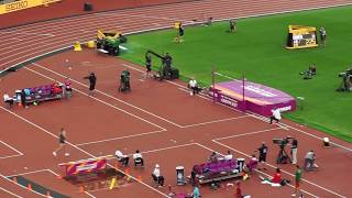 High Jump final highlights from the World Athletic Championships in London 2017