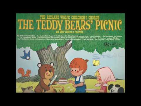 The Teddy Bear's Picnic - The Richard Wolfe Children's Chorus - ENTIRE ALBUM