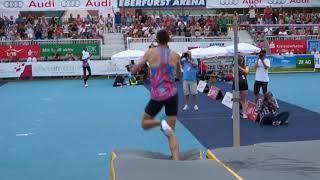 High Jump - Eberstadt 2017 - Danil Lysenko - 2.38m - 27.08.2017