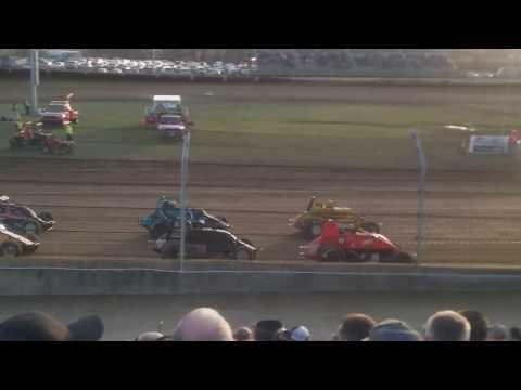 Sprint Car Heat 2 Kokomo Speedway 4/6/19