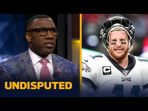 Injuries are to blame for the Eagles' Week 2 loss to Falcons — Shannon Sharpe | NFL | UNDISPUTED