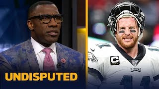 Injuries are to blame for the Eagles' Week 2 loss to Falcons - Shannon Sharpe | NFL | UNDISPUTED