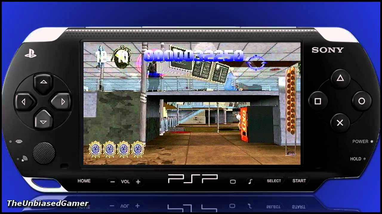 how to play ps1 games on psp 3000