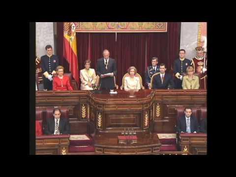 Apertura Cortes Generales de la VII legislatura