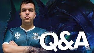 DELIĆ Q&A | OMILJENA KAFANA? KAKO SAM UPOZNAO CHODU