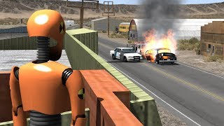 The Evil Crash Test Dummy 3 | BeamNG.drive