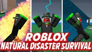 survivre le catastrophes naturel-ROBLOX