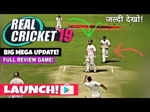 real cricket 19 mod apk latest version download