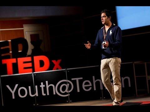 Story of My Life: Amirali Nabavian at TEDxYouth@Tehran