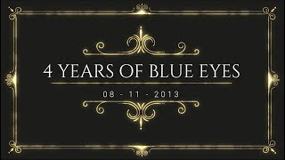 4 Years of BLUE EYES | Yo Yo Honey Singh | Blockbuster Song Of 2013