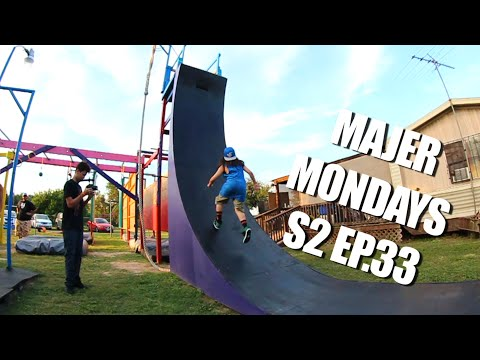 AMERICAN NINJA WARRIOR with Abel Gonzalez and MAJER MM33