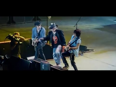Guns n' Roses – Night Train – O2 Arena 31/5/2012