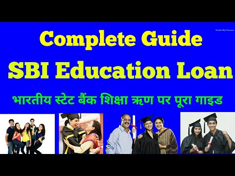 Complete Guide On SBI Education Loan | How To Apply SBI Student Loan