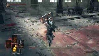 [Dark Souls 3] Dragonslayer Great Axe vs Twin Princes (Lv97 Str build)
