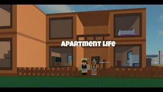 ROBLOX - My apartment life houses