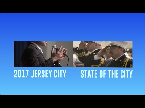 2017 Jersey City State of the City Speech: Greenville