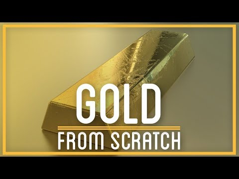 Extracting Gold from Dirt: Gold Sluicing and History of Money