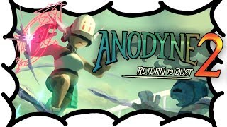 Anodyne 2: Return to Dust Review - [MrWoodenSheep] (Video Game Video Review)
