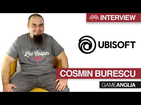 How to Become a Professional Games Tester | Cosmin Burescu Interview