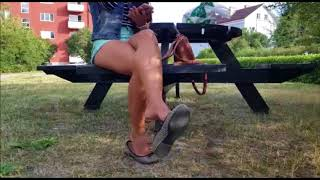 LENORA | Dangling Flats in the Park