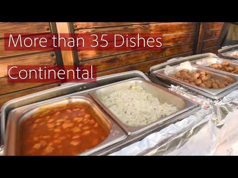 Monal Restaurant Lahore - Hi-Tea Buffet - 1080 HD - Best Buffet in Lahore