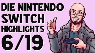 Die wichtigsten Nintendo Switch-Games des Juni 2019 ☆ Super Mario Maker 2, Bloodstained, DMC uvm.