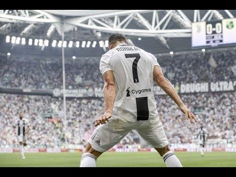 Download Match Highlights Juventus vs Sassuolo (2-1) — Cristiano Ronaldo Brace!!