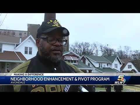 Cincinnati program begins enhancing Avondale