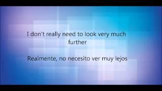 I Have Nothing (Glee) || Lyrics (English/Español)