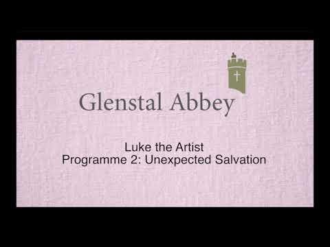 Luke the Artist  Programme 2