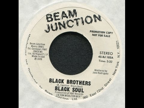 Black Soul - Black Brother - 130 (1976)
