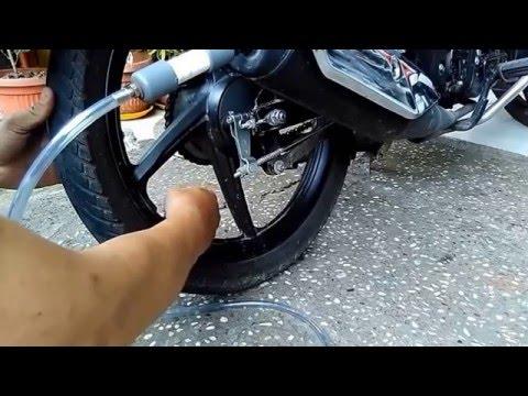 Emergency Tire Pump - Pompa Ban Darurat