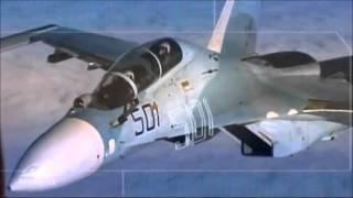 Sukhoi SU-30MK2 Maniobras Aéreas