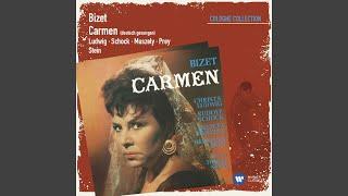 Carmen · Oper in 4 Akten (deutsch gesungen) , Dritter Akt: Zwischenspiel 3 (Orchester)