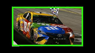 NASCAR Richmond: Kyle Busch beats main rivals Harvick and Truex | k production channel