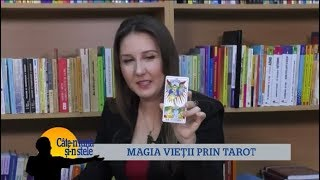 Magia vietii prin tarot - cu Suada Agachi