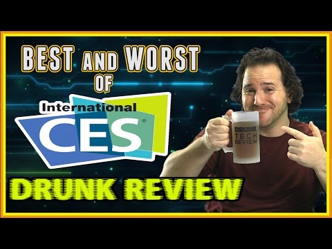 Download Youtube: Best and Worst Gadgets & Tech of CES 2017 - Drunk Tech Review