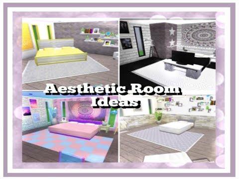 Bloxburg Aesthetic Bedroom Ideas 5x5 Youtube