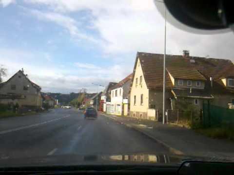 Suhl Mäbendorf autofahrt suhl aue 1 heinrichs nach mäbendorf