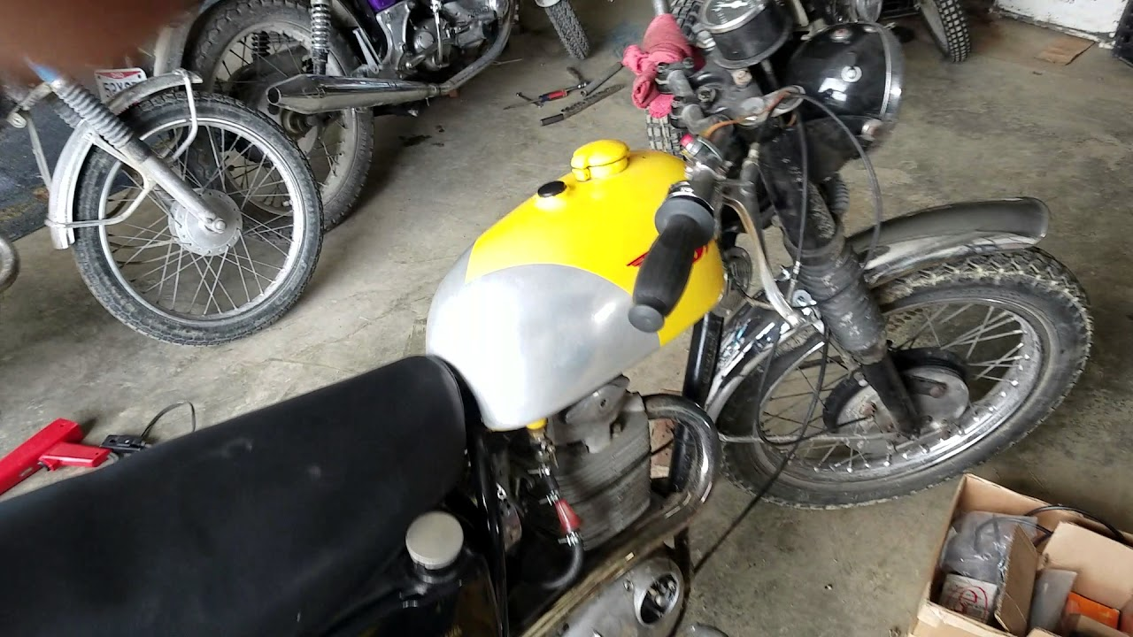 stops stale gumming fuel when being stored. More power BSA Thunderbolt